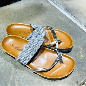 A. Gianetti Sandals